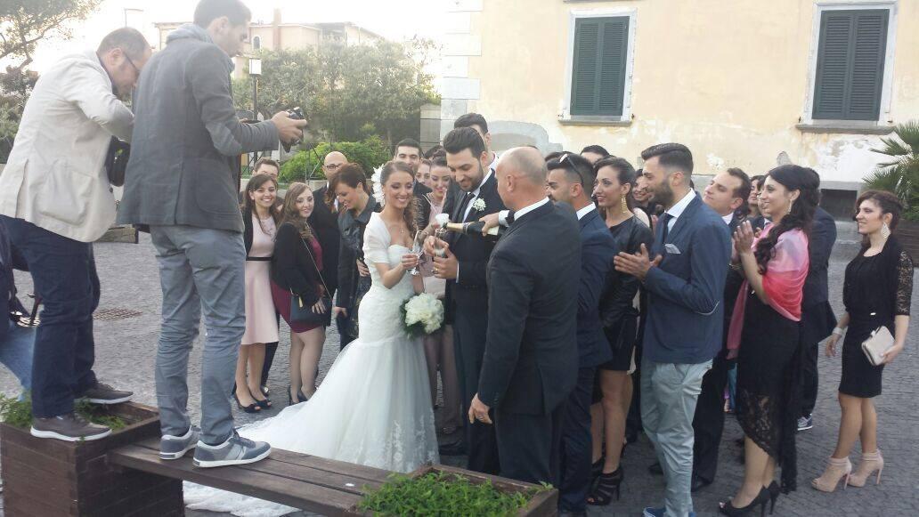 Matrimonio a san sebastiano al vesuvio auto sposi napoli - Agenzie immobiliari san sebastiano al vesuvio ...