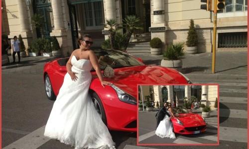 Matrimonio In Ferrari : Matrimonio in ferrari le proposte di auto sposi napoli