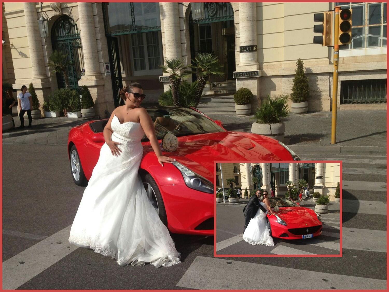 Matrimonio In Ferrari : Autosposinapoli noleggio auto per cerimonie new entry